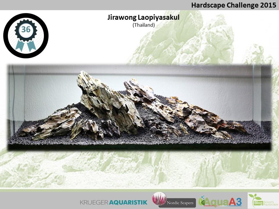 36 rank Jirawong Laopiyasakul - NSHC 2015