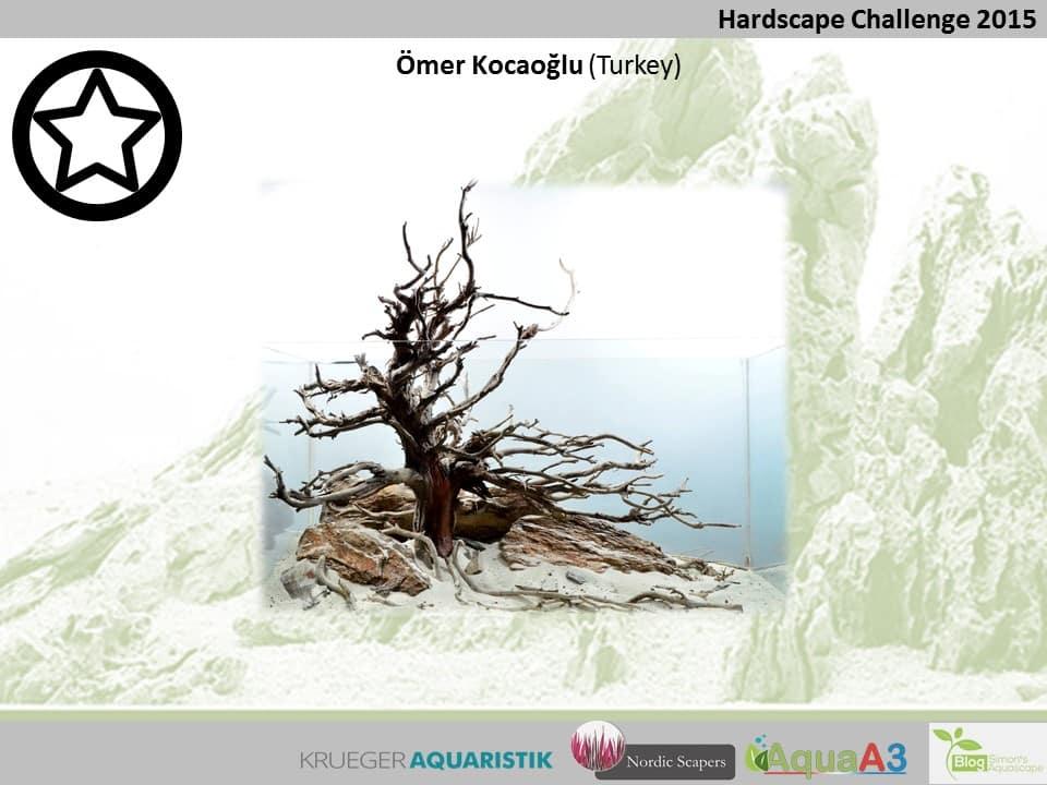 41 rank Ömer Kocaoğlu - NSHC 2015