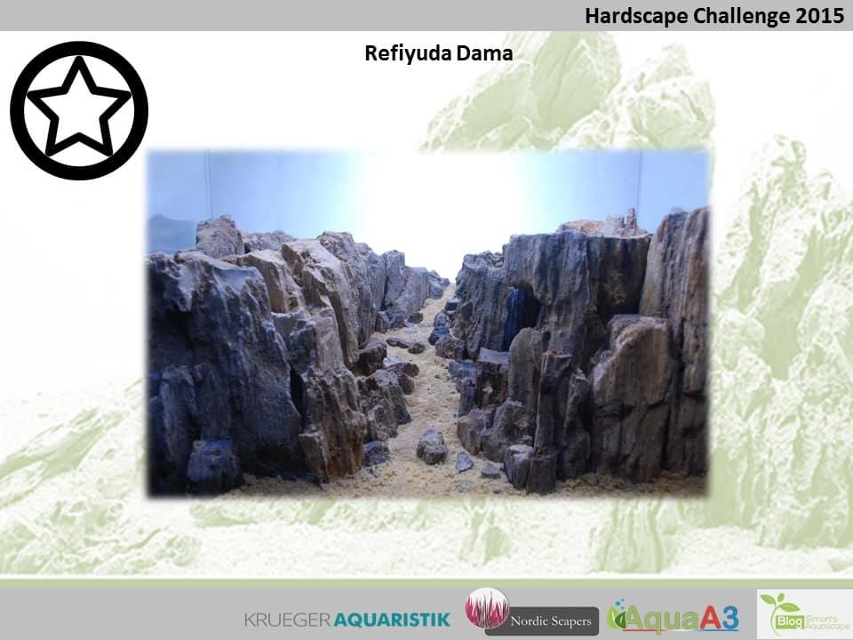 42 rank Refiyuda Dama - NSHC 2015