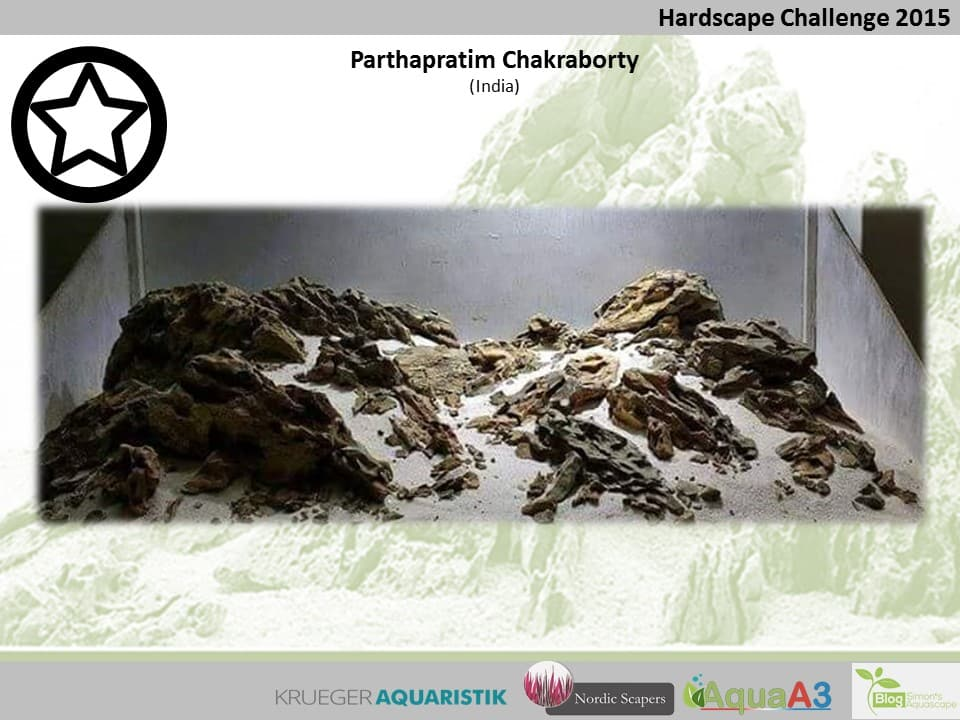 43 rank Parthapatim Chakraborty - NSHC 2015