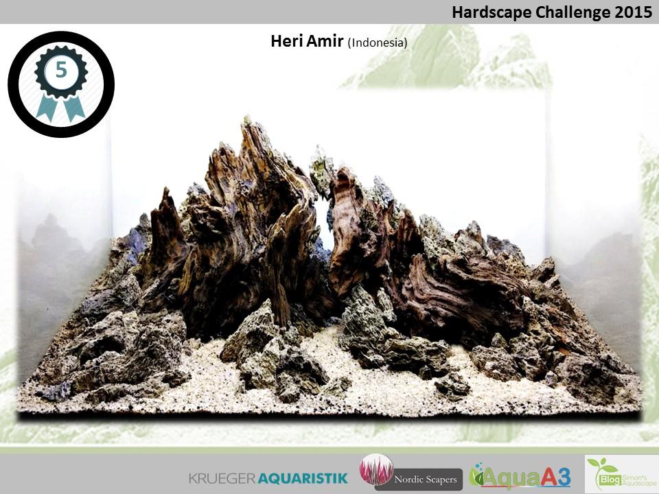 5 rank Heri Amir - NSHC 2015