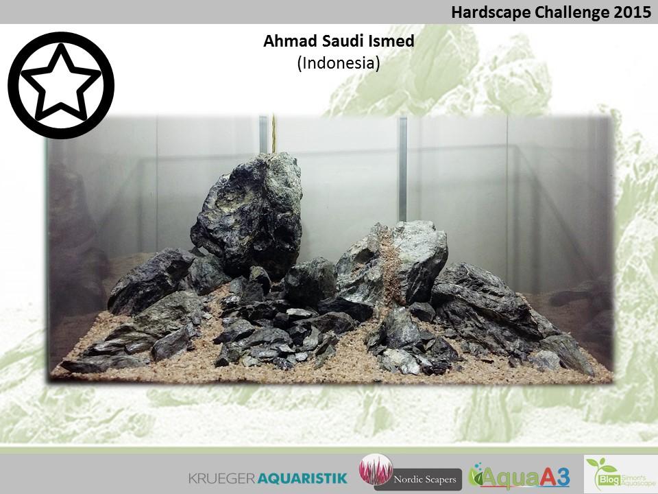 52 rank Ahmad Saudi Ismed - NSHC 2015