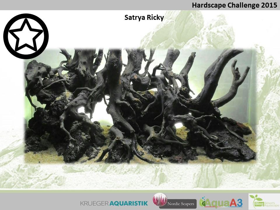 58 rank Satrya Ricky - NSHC 2015