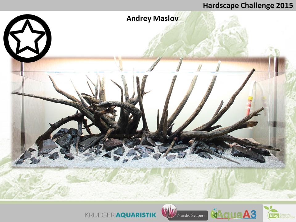 61 rank Andrey Maslov - NSHC 2015