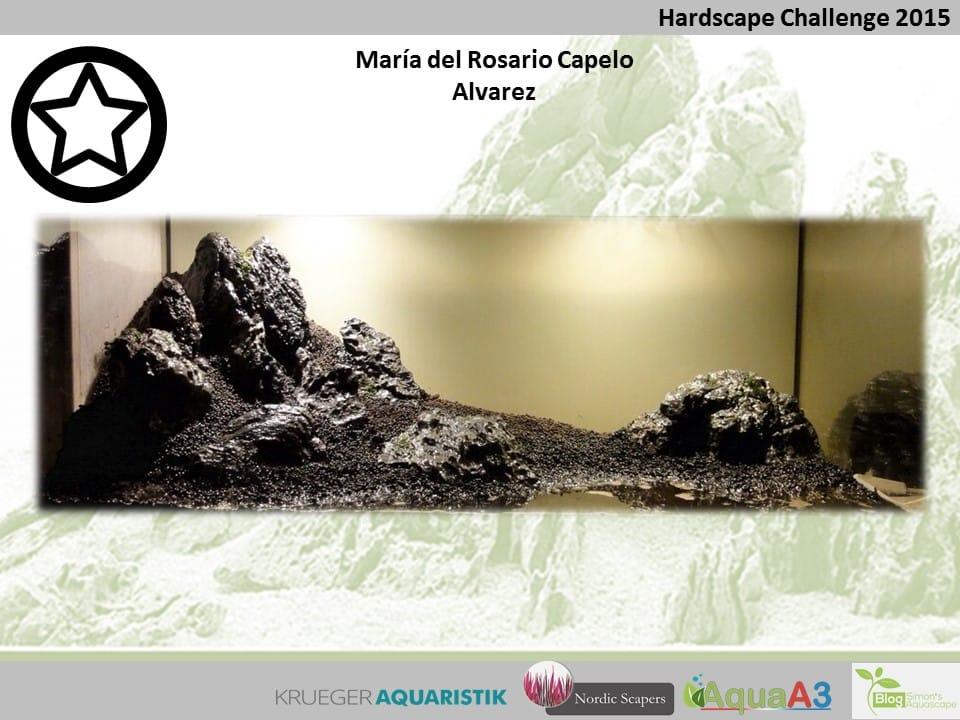 65 rank María del Rosario - NSHC 2015