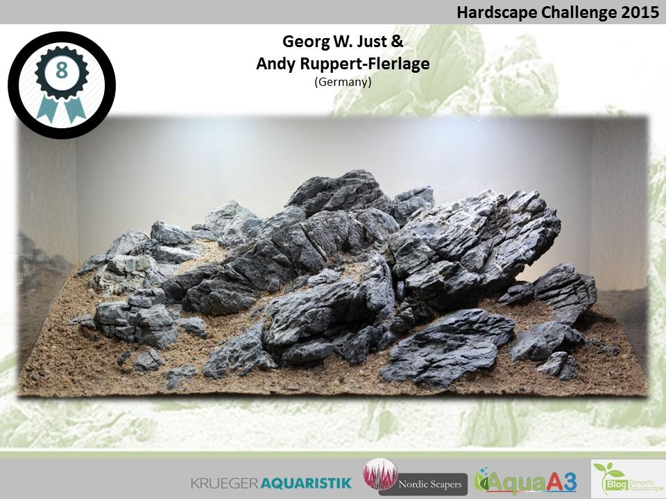 8 rank Georg W. Just - NSHC 2015
