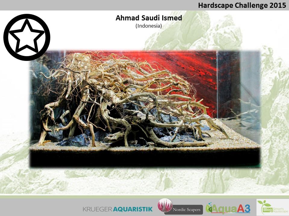 83 rank Ahmadi Saudi Ismed - NSHC 2015