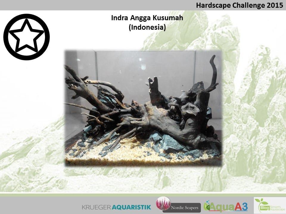 85 rank Indra Angga Kusumah - NSHC 2015