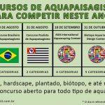 Concursos de aquapaisagismo para competir neste ano • Concursos de aquapaisagismo para competir neste ano