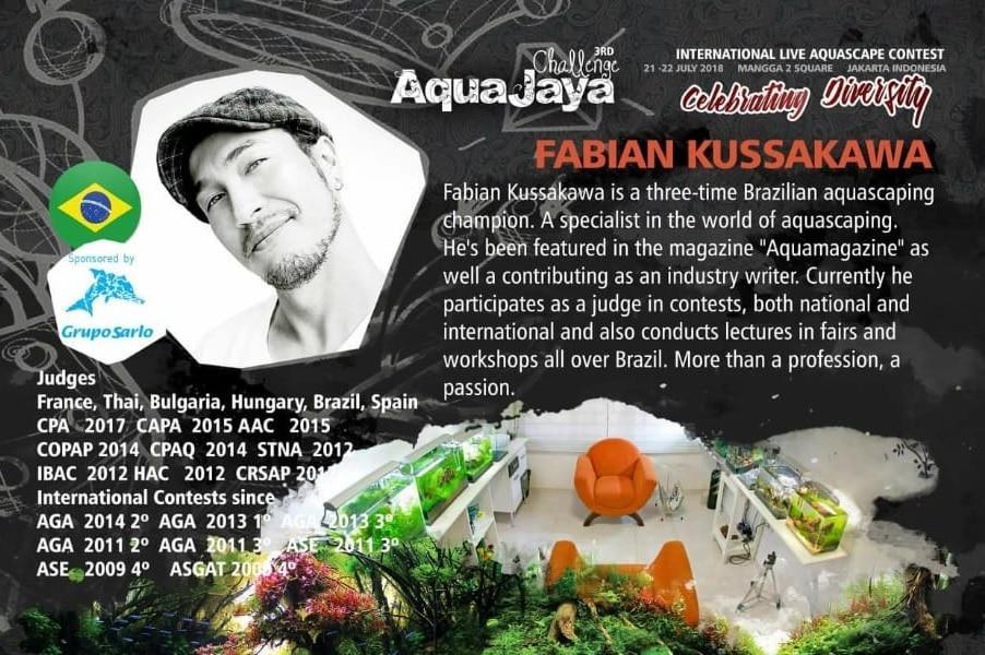 Fabian Kussakawa no AquaJaya Challenge