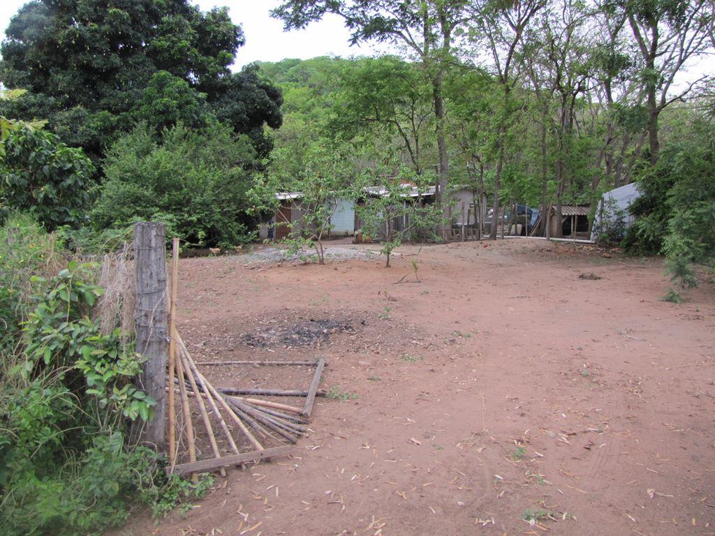 O Local de pesquisa Pantanal Mato-Grossense