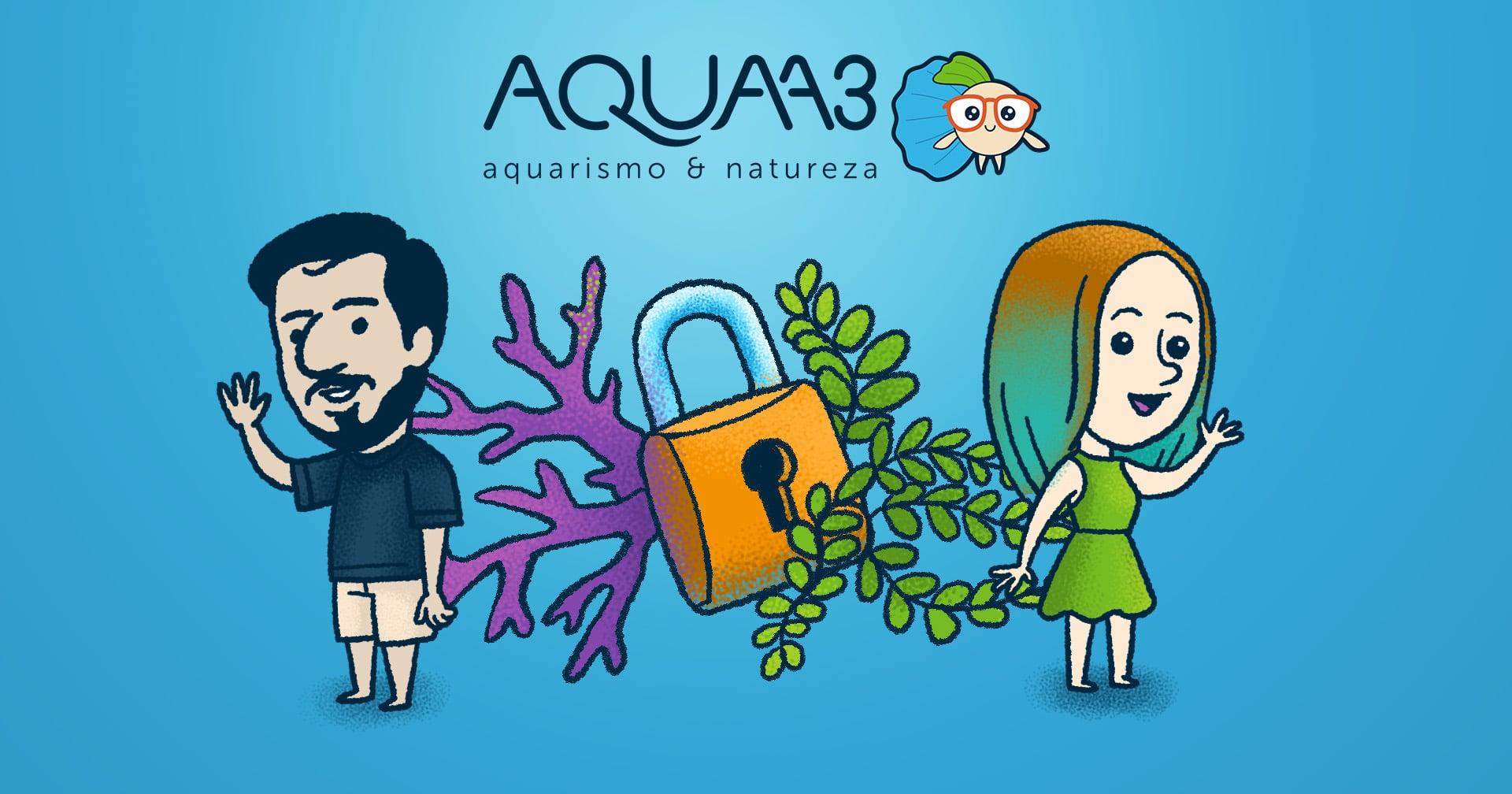 Política de privacidade AquaA3